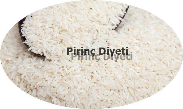 Pirinç Diyeti (Pirinç Lapası Diyeti)