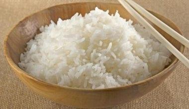 Pirinç Diyeti Yemeği =Pirinç Lapası
