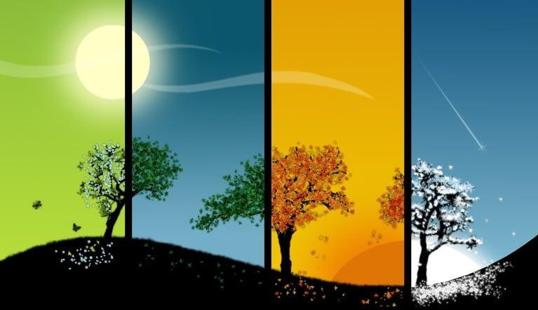 Mevsim Mevsim Cilt Kuruluğu