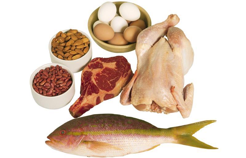 Sadece Protein ile 3 Günde 3 Kilo