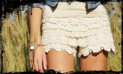 Son Moda Şort Modelleri