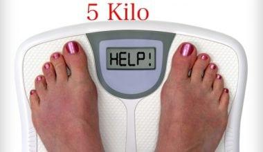 5 Günde 3 Kilo Verdiren Diyet